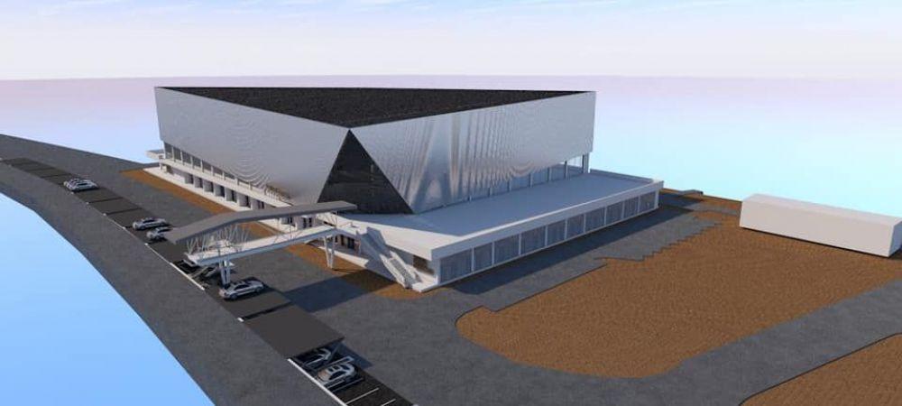 """O noua sala polivalenta va fi construita in Romania! Guvernul a aprobat proiectul: """"Este cea mai mare investitie dupa 1990!"""""""