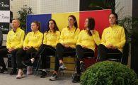FRANTA - ROMANIA FED CUP | Cu cine joaca Simona Halep in primul meci din semifinala! Surpriza mare a Frantei
