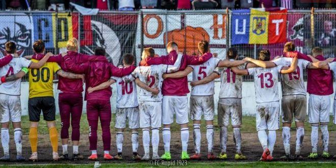 5 meciuri de urmarit in Romania in acest weekend. Rapid - Steaua si UTA - Chindia, printre meciurile de vazut