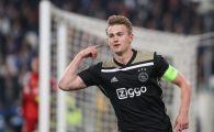 CE NEBUNIE! Prima echipa care prezinta noul tricou cu De Ligt dupa eliminarea lui Juventus din UEFA Champions League! Nu e Ajax, Barca sau Man City