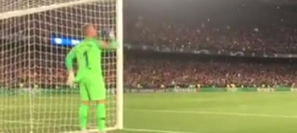 """""""De ce nu te-ai bucurat la golul 2 al Barcelonei?"""" Explicatia fantastica a lui Ter Stegen! RESPECT MAXIM"""