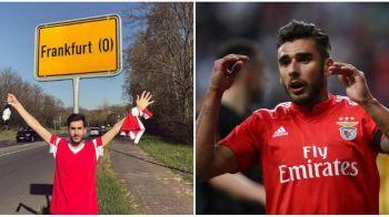 Au lipsit de la orele de geografie! :)) Fanii Benficai nu au mai ajuns la meciul cu Eintracht Frankfurt! Greseala INCREDIBILA comisa de portughezi!