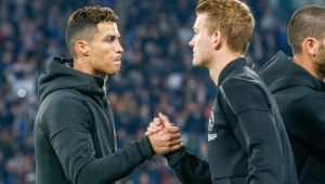 """Pleaca Ronaldo dupa doar un sezon? Prima reactie oficiala de la Juventus: """"E dezamagit pentru ca am fost eliminati!"""""""