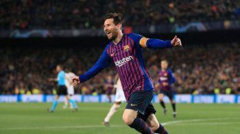 """Fotbalist legendar, declaratie FABULOASA pentru Messi! """"Merita deja Balonul de Aur! Este imposibil sa-l descrii"""" Dezvaluiri despre plecarea de la Barcelona!"""