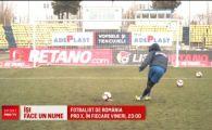 "E singurul din Romania care poate suta la vinclu din rabona! Vezi despre cine e vorba la ""Fotbalist de Romania"", ora 23:00, la ProX"