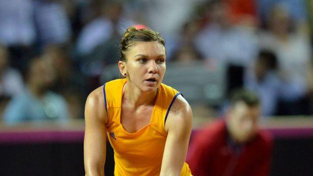 FRANTA - ROMANIA FED CUP   Kristina Mladenovic - Simona Halep, ora 15:00! Incepe drumul Romaniei catre prima finala de Fed Cup din istorie