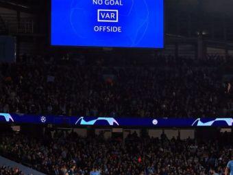 Primul club din Liga 1 care spune  NU  sistemului VAR:  Uitati-va la imaginile de la City cu Tottenham! Ia din bucuria fotbalului!    VIDEO