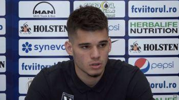 """Gigi Becali a spus ca il vrea la FCSB si Ianis Hagi i-a raspuns! """"Atunci cred ca este momentul potrivit pentru un transfer"""" Ce spune de comparatia Viitorul - Ajax!"""