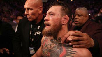 MECIUL SECRET al lui McGregor! Irlandezul a urcat din nou in ring dupa lupta cu Mayweather: cu cine a boxat si cum a fost prezentat pentru a nu fi recunoscut | VIDEO