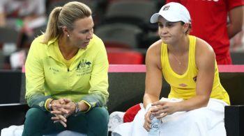 Australia, prima finalista a Fed Cup! S-a calificat dupa un meci dramatic!