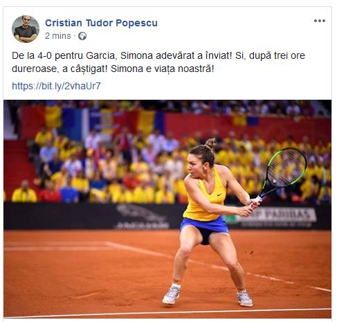 FRANTA - ROMANIA FED CUP  