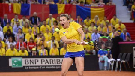 FRANTA - ROMANIA FED CUP | Simona Halep, prima reactie dupa victoria FABULOASA cu Caroline Garcia!  De asta sunt aici, sa lupt pana in ultima clipa