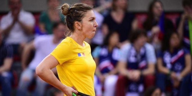 FRANTA - ROMANIA FED CUP | CTP, prima reactie dupa ratarea calificarii in finala!  Asa se scrie acest meci: Franta - Simona 3-2  Ce a spus de Buzarnescu si Begu