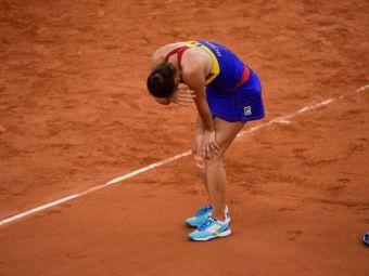 FRANTA - ROMANIA FED CUP | Irina Begu, in lacrimi la conferinta de presa!  Ne dorim sa castigam acea cupa si nu ne dam batuti!  Simona Halep nu a fost prezenta!