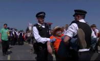 RECORD de arestari! 831 de persoane retinute, in capitala, in timpul protestelor