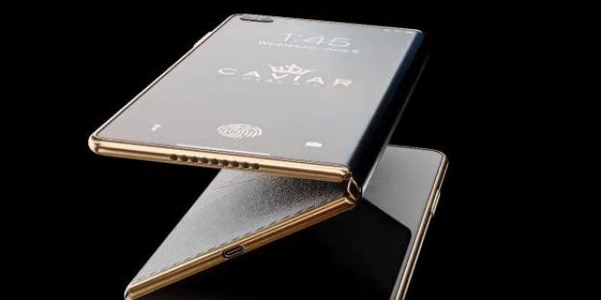 Imagini incredibile cu iPhone Z, telefonul pliabil de la Apple! Cum va arata