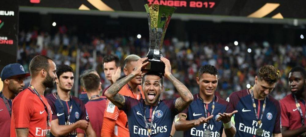 Dani Alves, performanta FABULOASA! Brazilianul a devenit cel mai titrat fotbalist din istorie! Capitolul la care Messi si Ronaldo nu domina!