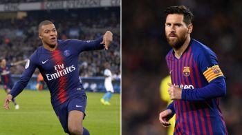Viitorul e AICI: Mbappe, singurul rival pentru Messi in cursa pentru Gheata de Aur! Recordul reusit de tanarul francez