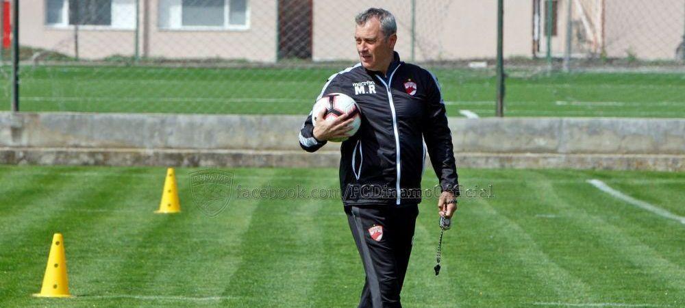 DINAMO 1-0 BOTOSANI | Rednic a mai facut o victima: 3 jucatori, dati afara! Continua TESTELE, Dinamo se reinventeaza pentru titlu! Reactia lui Rednic
