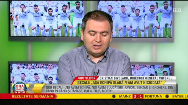 """""""Echipe din Anglia si Italia sunt interesate de el"""" Unde poate ajunge Ianis Hagi! Dezvaluirea facuta in direct!"""