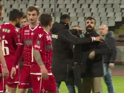 Adio Stefan cel Mare! Masura anuntata de Dinamo, dupa incidentul de aseara. Ce se intampla din sezonul viitor