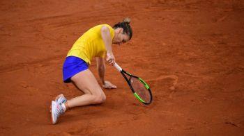 """Simona Halep DARAMATA dupa ratarea finalei FED Cup: """"Ma simt rau, sunt trista!"""" Cu cine se recupereaza pentru Roland Garros"""