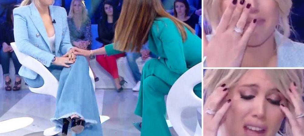 Wanda a izbucnit in LACRIMI in direct la TV! Telenovela cu sora lui Icardi: de ce se JUDECA la tribunal. FOTO