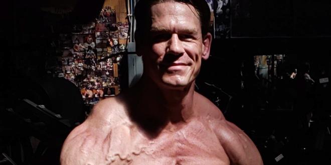 Comentati, va rog!  Imaginile incredibile postate de John Cena de ziua lui! Cum poate sa arate la 42 de ani