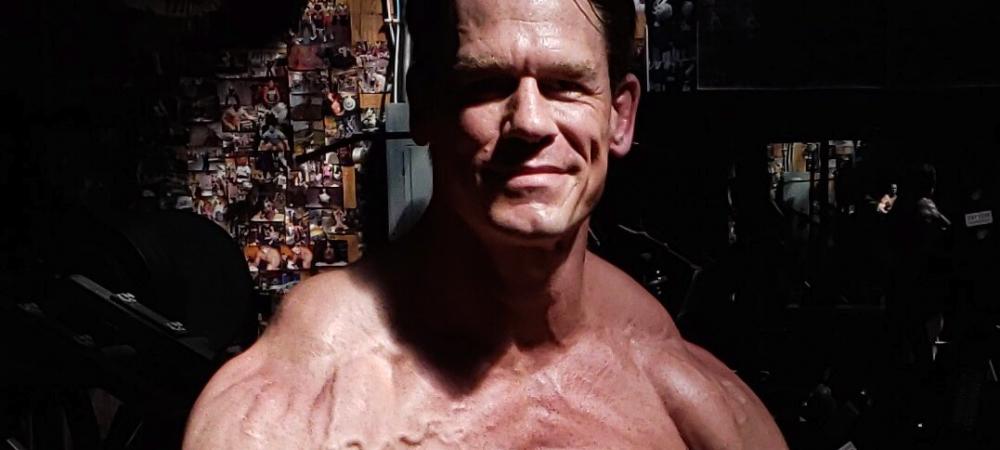 """""""Comentati, va rog!"""" Imaginile incredibile postate de John Cena de ziua lui! Cum poate sa arate la 42 de ani"""