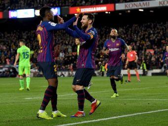 ALAVES - BARCELONA LIVE 22:30   Catalanii sunt la doi pasi de titlu! Cu gandul la Liverpool, Messi e menajat! Suarez, Coutinho si Dembele in atac