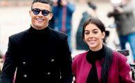 Ronaldo a plecat din Italia imediat dupa sarbatoarea de titlu a lui Juventus! Unde a dus-o pe frumoasa Georgina: FOTO