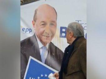 """Reactia lui Nastase dupa ce a iscat un nou scandal: """"S-a nimerit sa fie Basescu! Putea sa fie Dragnea!"""" Ce replica i-a dat fostul presedinte"""