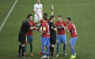 """""""Nu inteleg de ce joaca asa! A dat un singur gol, din penalty!"""" Jucatorul care nu isi revine dupa venirea lui Teja! Antrenorul celor de la FCSB, criticat"""
