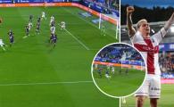 Lasa tot ce faci! S-a dat golul sezonului in Europa: reusita din Spania care il lasa invidios si pe Messi. VIDEO