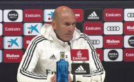 """""""Noi avem 33 de titluri, Barcelona cate are?"""" Zidane iese la ATAC si anunta ca pregateste marea revansa a Realului"""