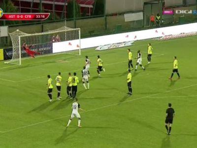 ASTRA 2-2 CFR CLUJ | Astra e prima finalista a Cupei Romaniei, dupa 5-3 la general cu liderul Ligii I! Butean a dat un eurogol!
