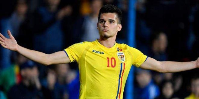 Reactia geniala a lui Ianis Hagi, cand a fost intrebat despre un transfer:  Intrebati-l pe patron!  :) Craioveanu i-a gasit echipe in Spania