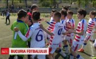 """Fost capitan al stelistilor, Petre Marin a invins-o pe FCSB cu echipa de copii: """"Se vad roadele muncii! Satisfactia e mare"""". VIDEO"""