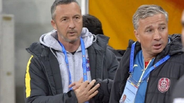 Petrescu a rabufnit la conferinta: