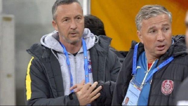 Petrescu a rabufnit la conferinta:  100% Steaua favorita la titlu! Pierdem cu Viitorul si s-a terminat!