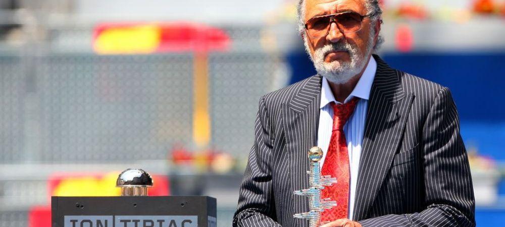 """Ion Tiriac vrea sa organizeze un turneu URIAS de tenis in Romania. Primarul confirma: """"Avem resurse"""""""