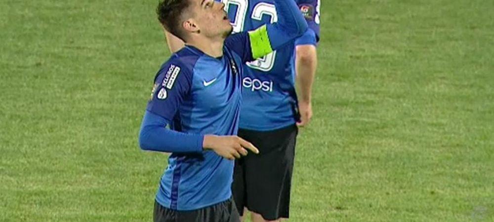 VIITORUL - CRAIOVA 2-0 | Ianis Hagi o duce pe Viitorul in finala Cupei cu o dubla marcata in poarta oltenilor! Viitorul - Astra, finala!