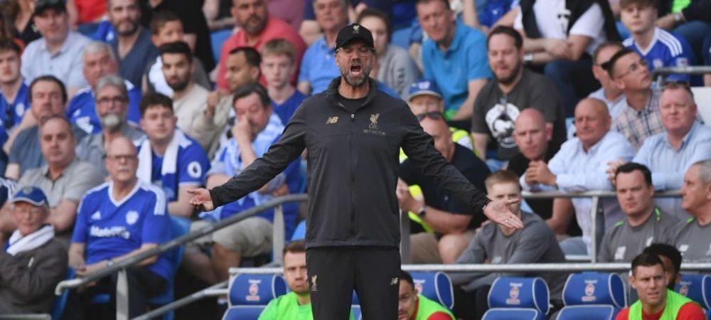 """""""Nu am avut nicio emotie! Nu s-a terminat!"""" Reactia lui Klopp dupa victoria lui Man City cu United! Guardiola, favorit sa castige titlul in Premier League"""