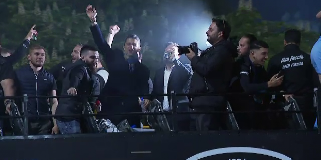 E cam acelasi lucru ca la PAOK! Acolo ar trebui sa mearga!  Sfatul lui Pancu pentru Razvan Lucescu