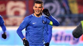 VIITORUL - CRAIOVA 2-0 | Reactia lui Ianis Hagi dupa ce a calificat-o pe Viitorul in prima finala de Cupa! Ce a spus despre meciul cu CFR Cluj din campionat