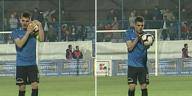 Video Reactia de milioane a lui Ianis Hagi dupa golul senzational inscris contra Craiovei