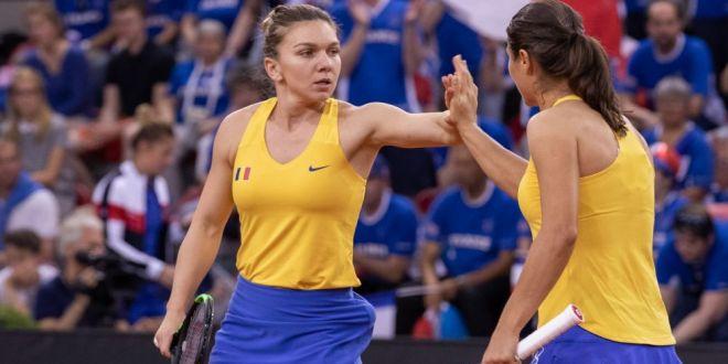 Tenisul traieste prin FETE. Simona Halep,  nava-amiral  a tenisului romanesc. Diferentele uriase fata de tenisul masculin