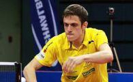 Ovidiu Ionescu are asigurata o medalie la Campionatele Mondiale de tenis de masa