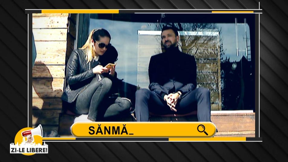 SUPER FAZA: Sanmartean si o fata care nu il cunostea, la o cafenea in Romana. Cum a reactionat fata dupa ce l-a cautat pe Google :) #ZI-LE LIBERE!