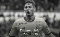 Tatal lui Emiliano Sala a MURIT. O noua tragedie incredibila pentru familia jucatorului disparut in Canalul Manecii